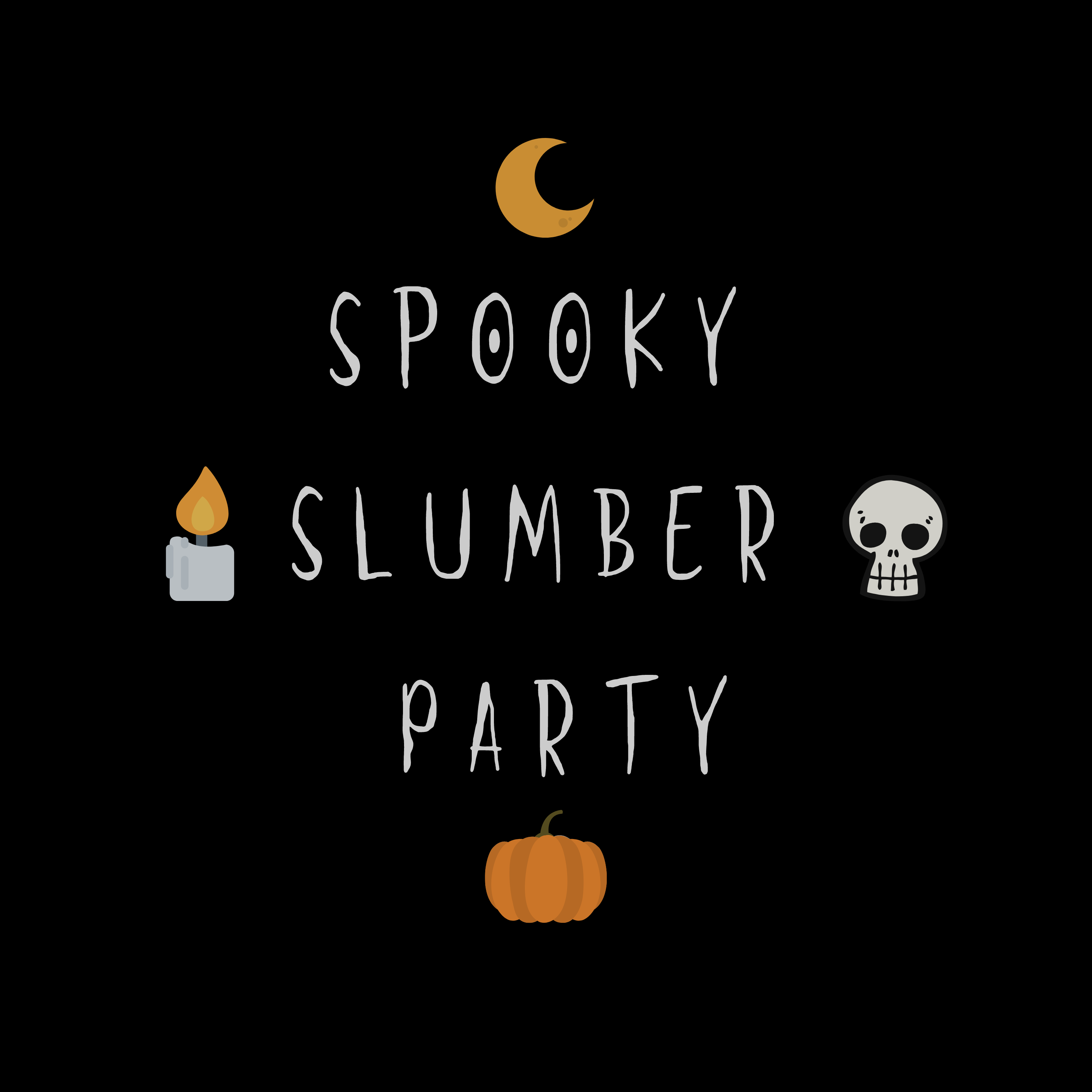 The Spooky Slumber Party